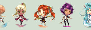 Request: Chibi 01 by elRion-XIII
