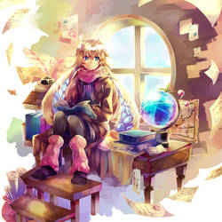 Commission : The World I Dream Of