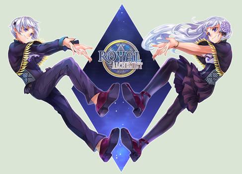 Commission: Royal Alchemist