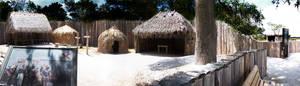 Camp Uzita Panorama