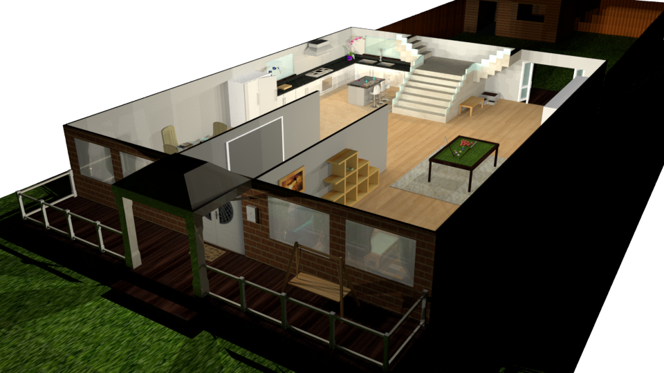 House modelling