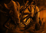 Aliens: The Queen Chamber