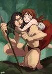 Tarzan and Jane