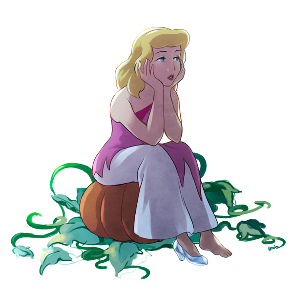 Cinderella by godohelp