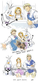 Making of Frozen