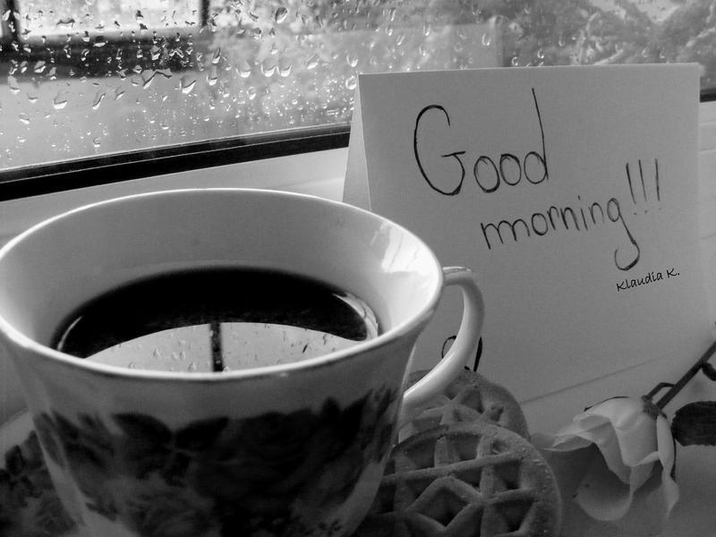 Good Morning Rainy Images: Rainy Morning By Gold-rose On DeviantArt
