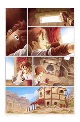 Earthlock Page01 by EmersonDimaya