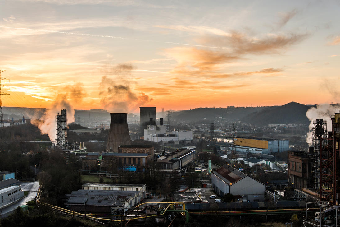 industrie by BramvdZPhotography