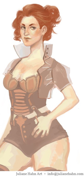 character design 1 by julianehahn
