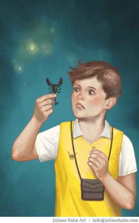 Cover Illustration 3 by julianehahn