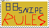 Bbsnipe Rules - free stamp gift by Thepettingzoo