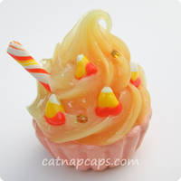 Candy Corn Ring by CatNapCaps