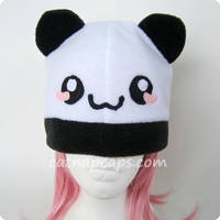 Sweet Cheek Panda Hat by CatNapCaps