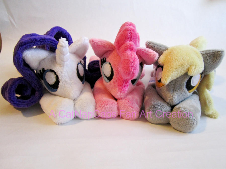 Group Shot by CatNapCaps