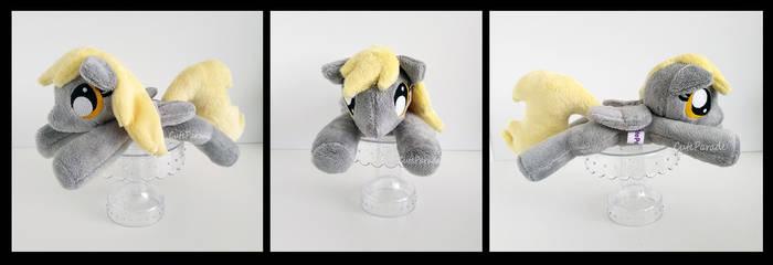 Derpy Beanie Fan Art Plush