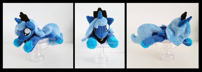 Luna Beanie Fan Art Plush