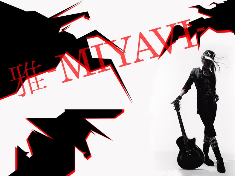 Miyavi dear my love