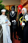 D.Gray-man Cosplay Group