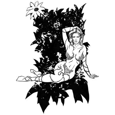 Poison Ivy by cueball37