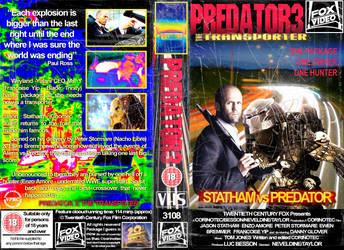 Predator 3: The Transporter by corinotec