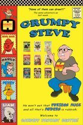 Grumpy Steve by corinotec