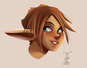 Cutie Elf