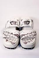 Kuchisake-onna-shoes by Elerrina
