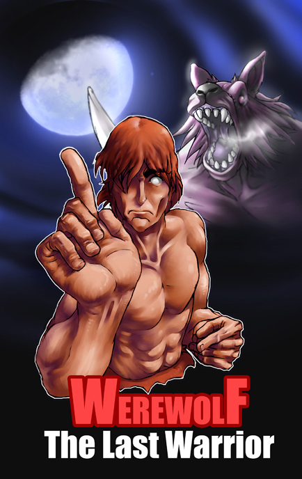 "Werewolf ""Old NES Game"" by Subversides"
