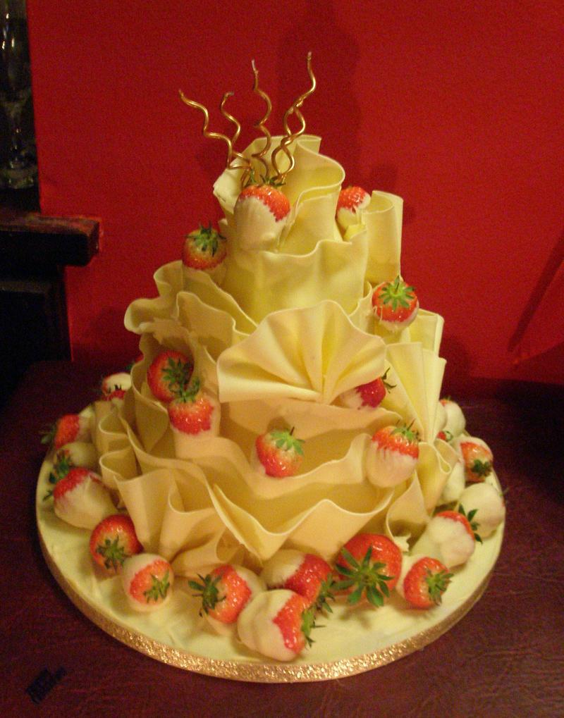 60th birthday dessert
