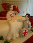 Sugar Knight and his Bride
