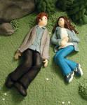 Edward and Bella in Sugar