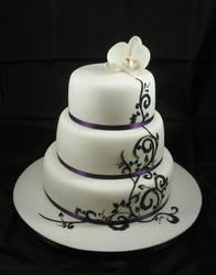 A cake for a tattooist