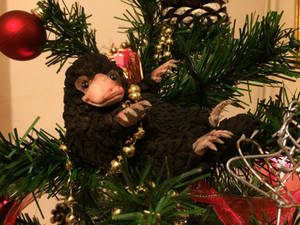 clay tree topper