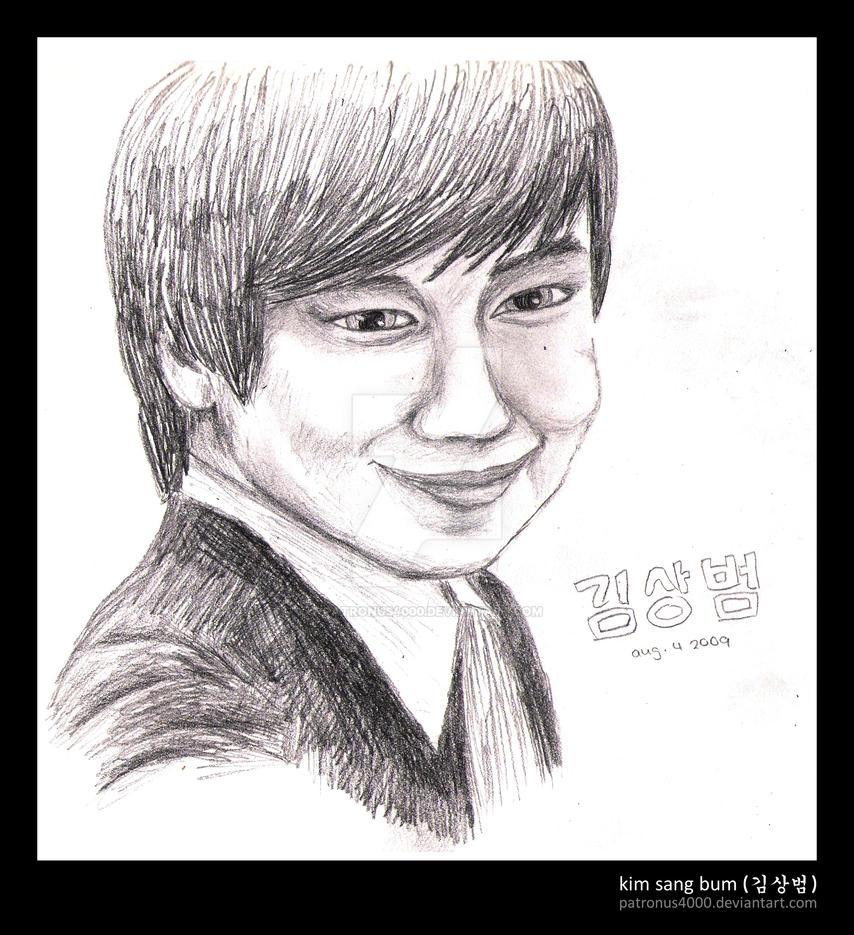Kim Sang Bum by patronus4000