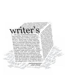 writer's block. by patronus4000