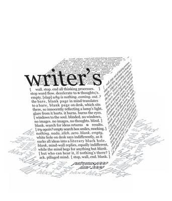 writer's block.