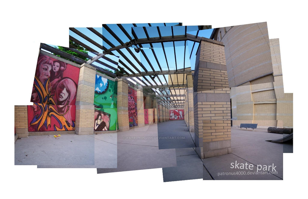 skate park by patronus4000