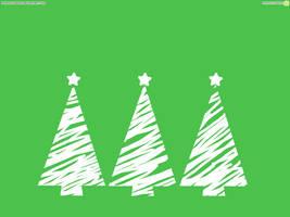 Christmas Trees by patronus4000