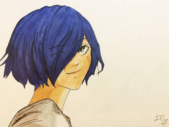 Touka Kirishima by ScattyMisfit