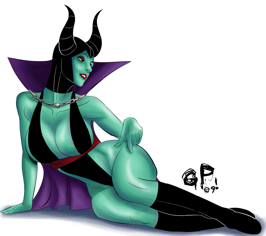 _maleficent__by_el_guero.png