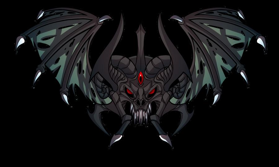 Demon Logo by o-Geekpower-o on deviantART