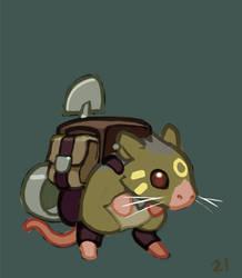 021 - Pack Rat
