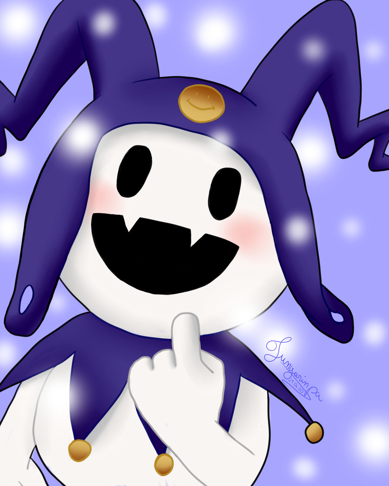 Jack Frost From Shin Megami Tensei Series By Julhama On Deviantart