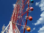Ferris Wheel 4 by dazzle2090