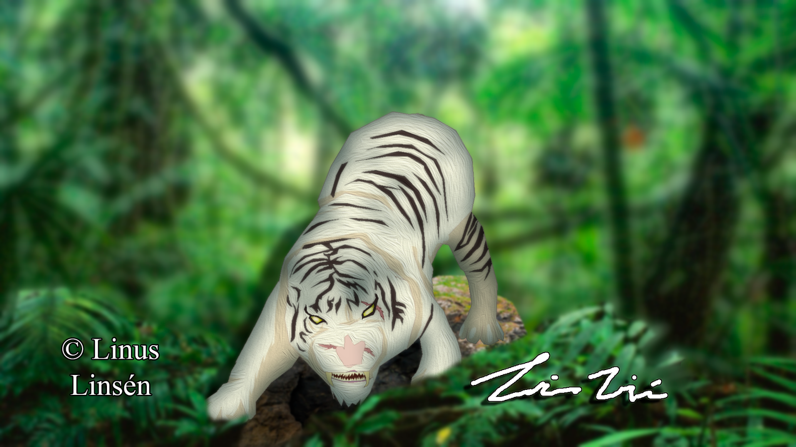 White tiger wallpaper hd 1920x1080p by finnishnerd on deviantart white tiger wallpaper hd 1920x1080p by finnishnerd thecheapjerseys Gallery