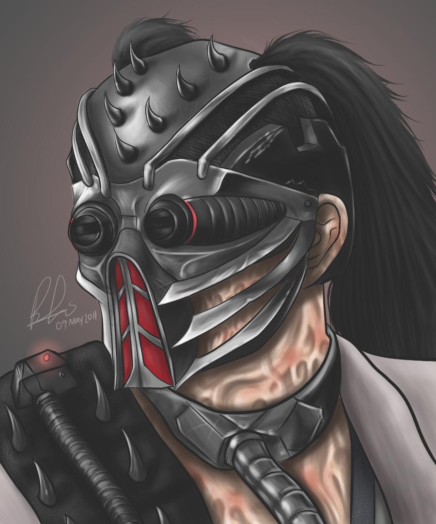Kabal -Mortal Kombat- by brucestache on DeviantArt