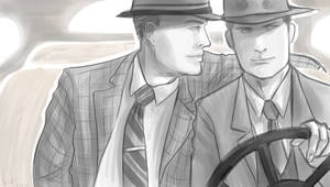 You Smell Good -L.A. Noire-