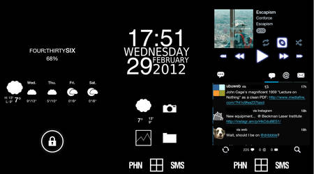 Samsung GS2 Desktop