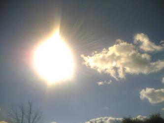 Trop de soleil tue le soleil.. by juyle