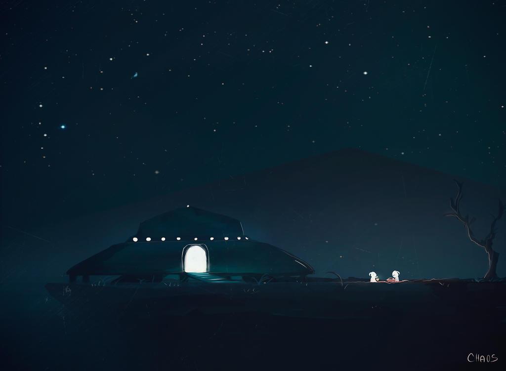 interstellar pinic by HerrdesChaos